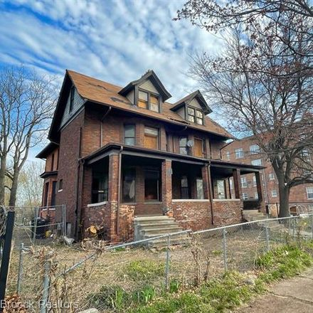 Rent this 8 bed house on 21 Marston Street in Detroit, MI 48202
