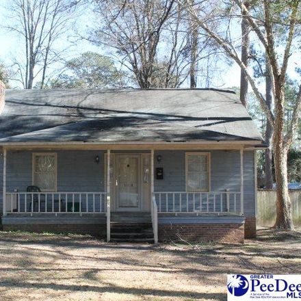 Rent this 3 bed house on 1108 Sherwood Drive in Florence, SC 29501
