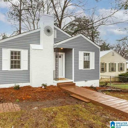 Rent this 3 bed house on 308 Bessemer Super Highway in Midfield, AL 35228