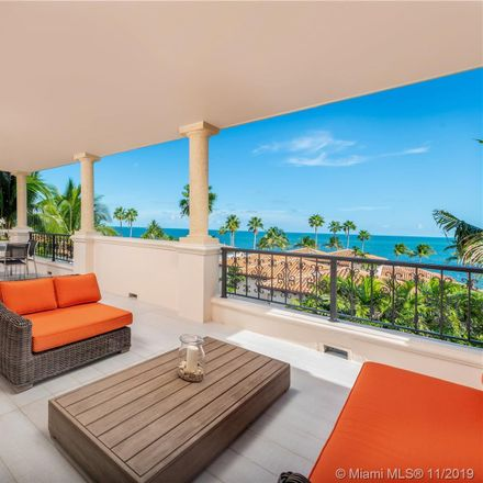 Rent this 2 bed condo on Fisher Island Dr in Miami, FL