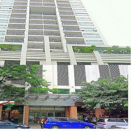 Rent this 1 bed condo on Ayala Avenue in Makati, 1226
