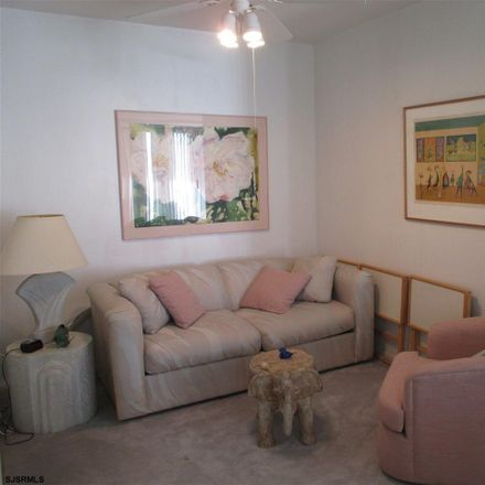 Rent this 1 bed apartment on Ventnor City Boardwalk in Ventnor City, NJ 08406