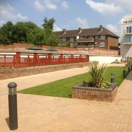 Rent this 1 bed apartment on London HA6 1FA