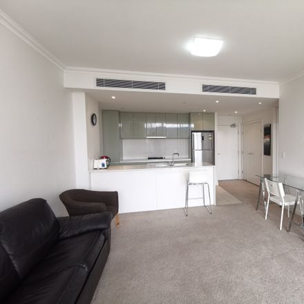 Rent this 1 bed apartment on 712/5 Pope  Street