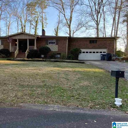 Rent this 3 bed house on 2919 Highwood Court in Hueytown, AL 35023