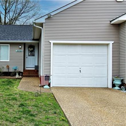 Rent this 2 bed townhouse on 3002 Westmoreland Court in Hopewell, VA 23860