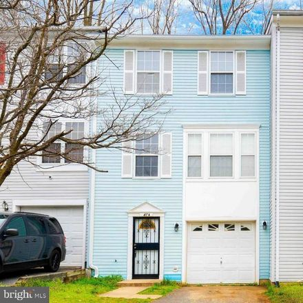 Rent this 3 bed townhouse on 47 A Joyceton Terrace in Upper Marlboro, MD 20774