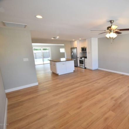 Rent this 3 bed house on 7025 East Culver Street in Scottsdale, AZ 85257
