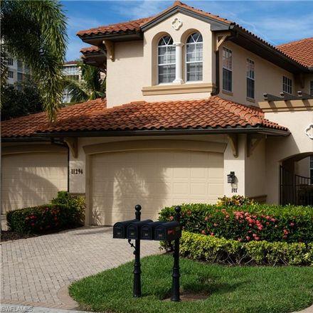 Rent this 2 bed condo on 11294 Bienvenida Way in Fort Myers, FL