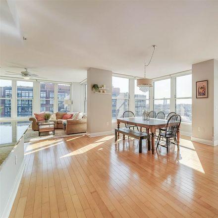 Rent this 2 bed condo on 1125 Maxwell Lane in Hoboken, NJ 07030