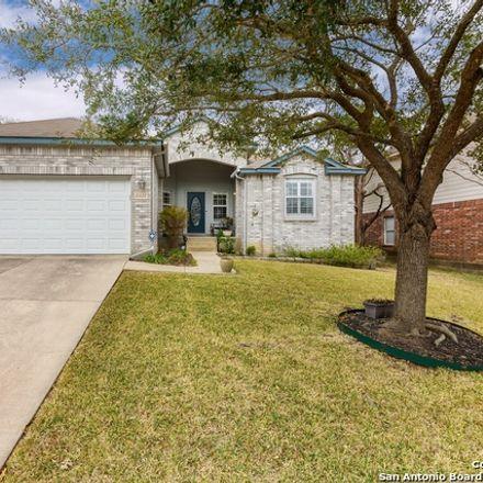 Rent this 3 bed house on 21022 El Suelo Bueno in San Antonio, TX 78258