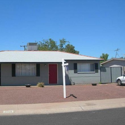 Rent this 2 bed house on 2910 West Bloomfield Road in Phoenix, AZ 85029
