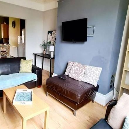 Rent this 1 bed room on Providence Avenue in Leeds LS6 2HN, United Kingdom