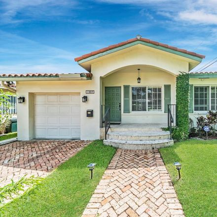 Rent this 3 bed house on 1507 Tangier Street in Coral Gables, FL 33134