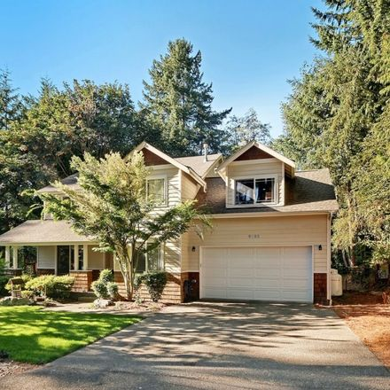 Rent this 3 bed house on 6122 Alameda Avenue West in University Place, WA 98467