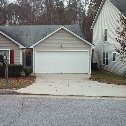 Rent this 3 bed house on 4539 Derby Loop in Fairburn, GA