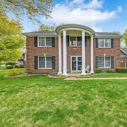 Rent this 4 bed house on 2156 Federal Way in Chesterfield, MO 63017