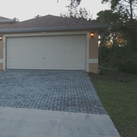 Rent this 3 bed apartment on Croquet Ave NE in Palm Bay, FL