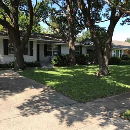 Rent this 3 bed house on 10529 Lakemere Drive in Dallas, TX 75238