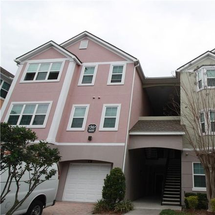 Rent this 2 bed condo on 6685 Queens Borough Ave in Orlando, FL