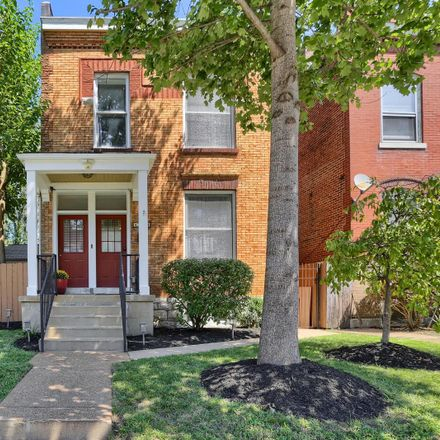 Rent this 3 bed house on 4429 Gibson Avenue in St. Louis, MO 63110
