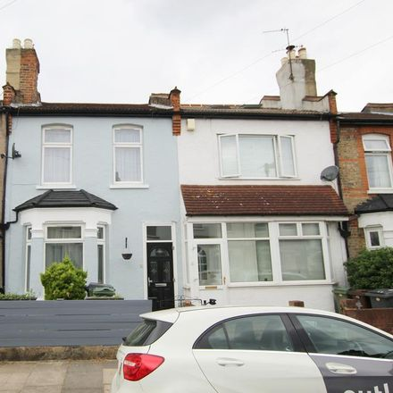 Rent this 2 bed house on Higham Hill in 40 Chatham Road, London E17