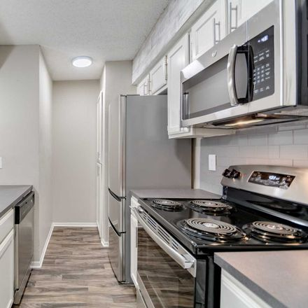 Rent this 1 bed apartment on Richardson