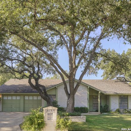 Rent this 4 bed house on 2035 Oak Vista Street in San Antonio, TX 78232