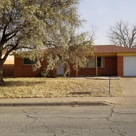 Rent this 3 bed apartment on 414 East Shandon Avenue in Midland, TX 79705