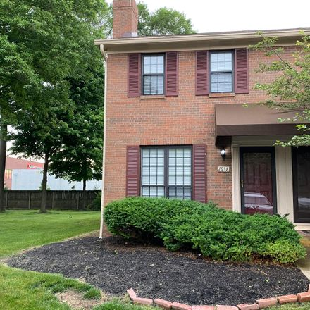 Rent this 2 bed condo on Trellage Ct in Powell, OH