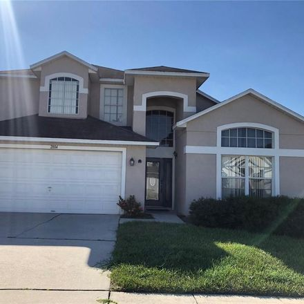 Rent this 5 bed house on 2804 Playing Otter Ct in Kissimmee, FL