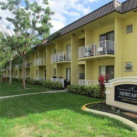Rent this 1 bed apartment on Northwest 30th Street in Golf Estates, FL 33311