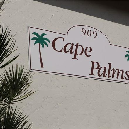 Rent this 2 bed condo on 909 Southeast 46th Lane in Cape Coral, FL 33904