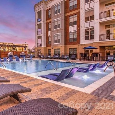 Rent this 1 bed apartment on 7420 North Rea Park Lane in Charlotte, NC 28277