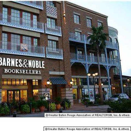 Rent this 2 bed condo on Bluebonnet Boulevard in Baton Rouge, LA 70836