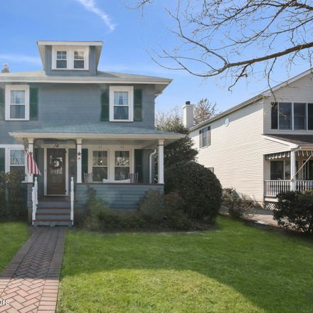 Rent this 4 bed house on 126 Lincoln Avenue in Fair Haven, NJ 07704