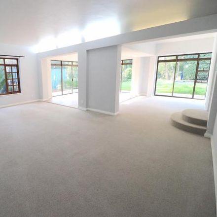Rent this 3 bed house on Hurlingham Road in Dunkeld, Rosebank