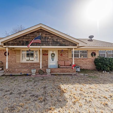 Rent this 3 bed house on 2401 Apperson Drive in Midland, TX 79705