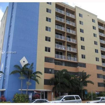 Rent this 2 bed condo on 218 Northwest 12th Avenue in Miami, FL 33128