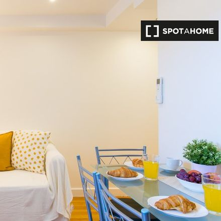 Rent this 1 bed apartment on Travessa Raposo in 1100-471 Lisbon, Portugal