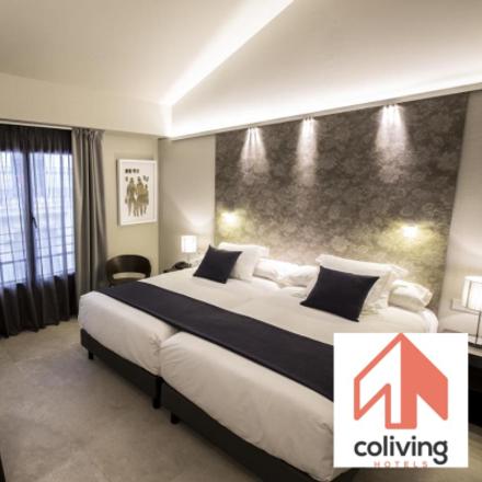 Rent this 1 bed apartment on Adressadors in Carrer d'en Gil, 46001 Valencia