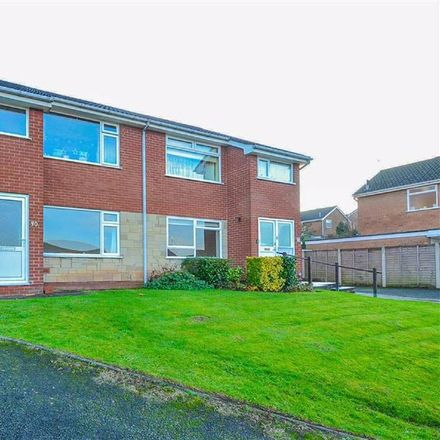 Rent this 1 bed apartment on Sandygate Avenue in Shrewsbury SY2 6TF, United Kingdom