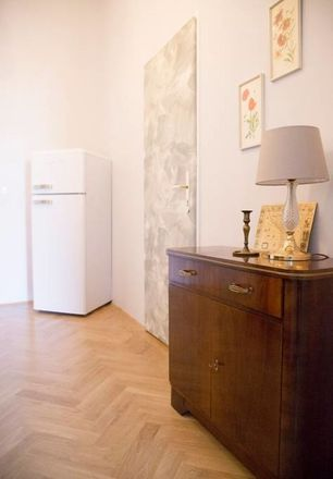 Rent this 1 bed apartment on Volkertplatz 12 in 1020 Vienna, Austria