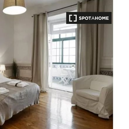Rent this 3 bed apartment on 1150-115 Lisbon