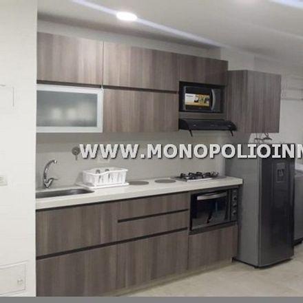 Rent this 1 bed apartment on Calle 42 in Comuna 11 - Laureles-Estadio, Medellín