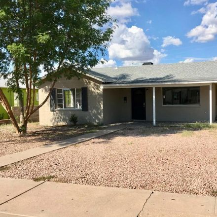 Rent this 1 bed room on East Clarendon Avenue in Phoenix, AZ 85014-4614
