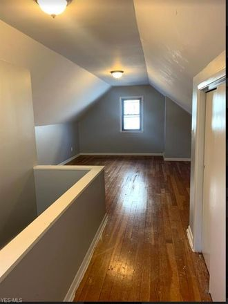 Rent this 3 bed house on 18220 Ponciana Avenue in Cleveland, OH 44135
