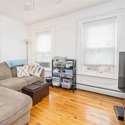 Rent this 1 bed apartment on York St in Jersey City, NJ