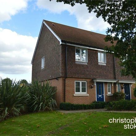 Rent this 3 bed house on Broxbourne EN8 0FE