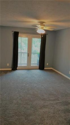 Rent this 3 bed condo on St Claire Lane Northeast in Atlanta, GA 30324